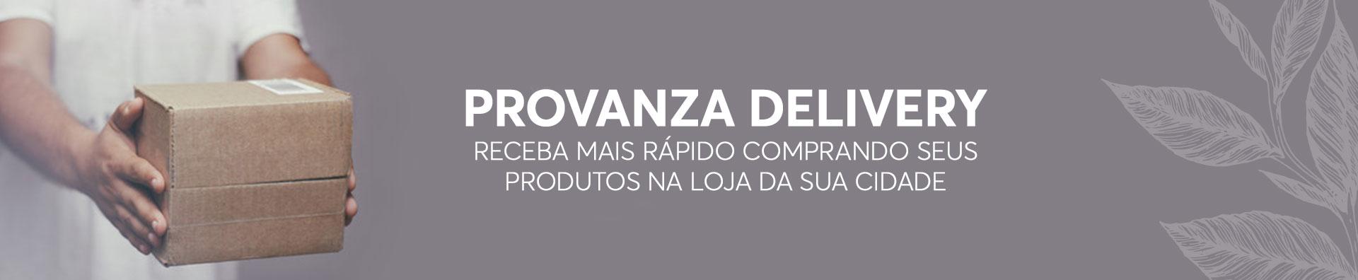 Banner - Provanza Deliery