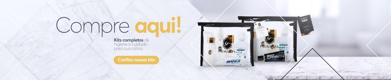 Banner - Kit com Brinde Bianco