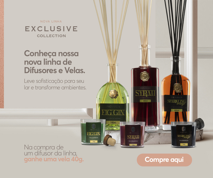 Banner - Linha Exclusive Collection