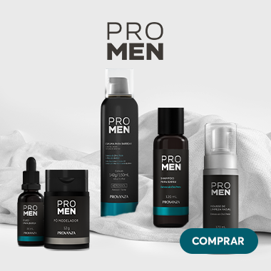 banner Linha Pro Men