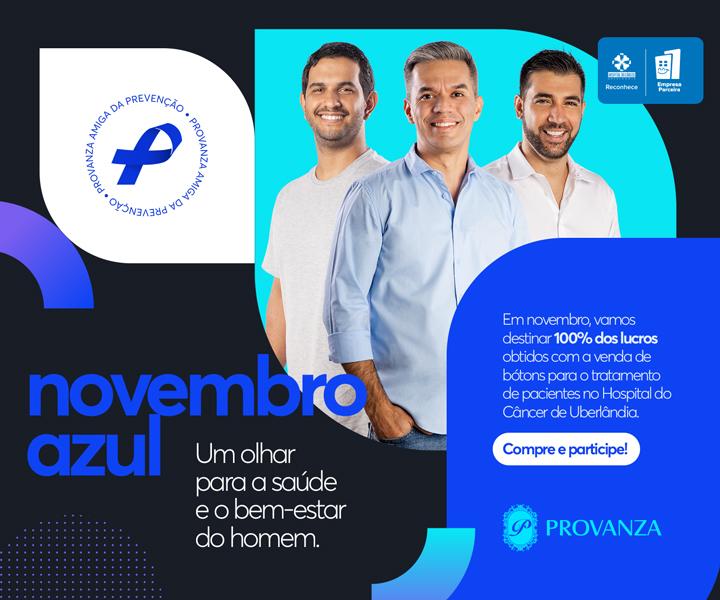 Banner - Novembro Azul