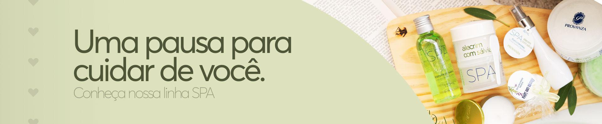 Banner - Linha SPA